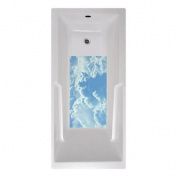 No Slip Mat by Versatraction 14 x 27 Dolsen Cloud Control Bath Mat