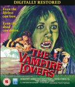 The Vampire Lovers [Region B] [Blu-ray]