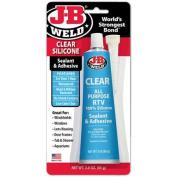 J-B Weld Company 31310 90ml Jb-Clear Rtv Sealant