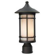 Z-Light 528PHM-ORB Outdoor Post Light