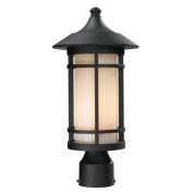 Z-Light 527PHM-BK Outdoor Post Light