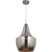 Design Craft Derby 1-Light Mini Pendant