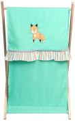 Pam Grace Creations Friendly Fox Laundry Hamper