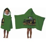 John Deere Hooded Towel