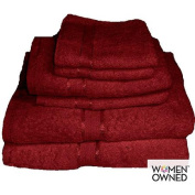 Prestige Egyptian Cotton 6-Piece Towel Set