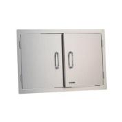 Bull Outdoor Products Stainless Steel Double Door
