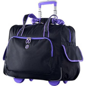 Olympia Rave Rolling Laptop Overnighter