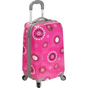 Rockland Luggage 50cm Vision Polycarbonate Carry-On