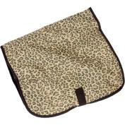 Leopard Print Hanging Cosmetic Travel Bag