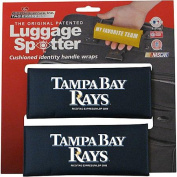 Luggage Spotters MLB Tampa Bay Rays Luggage Spotter