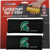Luggage Spotters NCAA Michigan State Spartans Luggage Spotter