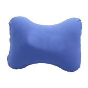 Premium Connexion 290-LSBP Worthy Blue Lumbar Travel Pillow