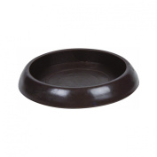 Magic Sliders 39719 Nonskid Caster Cup-1-11/16 BROWN CASTER CUP