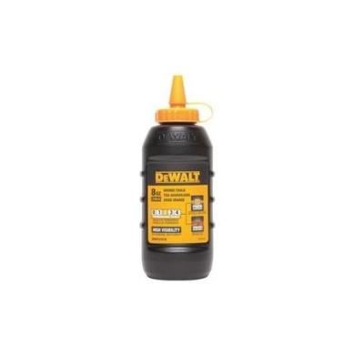 Dewalt Hand Tools Dwht47076 240ml Orng Hiviz Chalk Dewalt