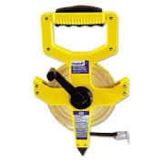 Empire Level Manufacturing Co Open Reel Fibreglass Measuring Tape