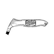 Fletcher Terry 05-120 Heavy-Duty Plastic Cutter-HVY DUTY PLASTIC CUTTER