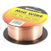 Forney 42291 Mig Wire Mild Steel E70S-6 .030-Diameter 0.9kg Spool