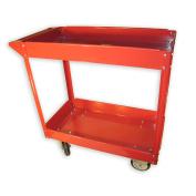 Olympia Tools 2-Shelf Steel Cart