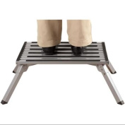 EasyComforts Silver Wide Step Stool