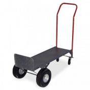 Sparco SPR72638 Convertible Hand Truck With Deck