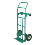 Mutual Industries 50091 2 In 1 Hand Truck