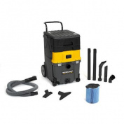 WORKSHOP Wet/Dry Vacs 41.6l 6.5 Peak HP Mobile Wet/Dry Vac Station
