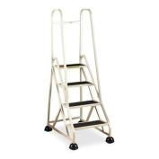 Cramer Stop Step 1043 Aluminium Double Handrail Step Ladder