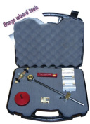 Flange Wizard Wizard Burning Guide Kits - wizard burning guides case