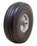 Marathon Industries 25cm Sawtooth Flat Free Hand Truck Tyre