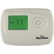Garrison 119085 Digital Thermostat 1 Stage Heat/Cool Non-Programmable