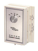 White-Rodgers 1E56N-444 Universal Vertical Heat/Cool Mechanical Thermostat