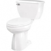 Gerber Plumbing 2137225 Gerber Ultra Flush Bowl Elongated Bone