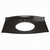 DECOLAV Gavin Granite 90cm Single Bathroom Vanity Top