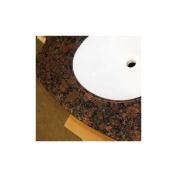 Empire Industries Madison Granite 80cm Single Bathroom Vanity Top