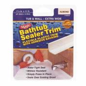 Weiman Products LLC 3018 Tub And Wall Bathtub Sealer-2.5cm - 1.6cm X3.4mALM SEALERTRIM