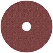 Norton 01910/04707 13cm 36 Grit All Purpose Fibre Backed Grinding & Sanding Disc