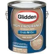 Glidden Warm Caramel High Endurance Grab-N-Go Semi-Gloss Interior, 3.8l