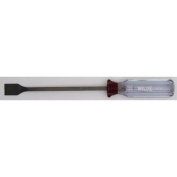 Wilde Tool 516-2432.NP/CC 28cm Gasket Scraper-1.9cm Face-Natural Finish-Clam Card
