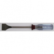 Wilde Tool 516W.NP/CC 28cm Gasket Scraper-3.8cm Face-Natural Finish-Clam Card