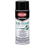 Sherwin Williams 799003 Krylon Eco-Guard Latex Spray Paint Gloss Black 350ml
