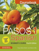 Pasos 1 Spanish Beginner's Course 4th Edition