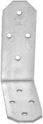 USP Lumber BL Multi-Purpose Corner Brace, 7.6cm - 0.2cm L X 2.5cm - 0.6cm W, Steel, Galvanised