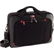 SwissGear Highwire 43cm Deluxe Laptop Briefcase with Tablet/eReader Pocket