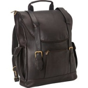 Le Donne Leather Classic Laptop Backpack