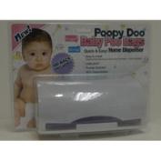 Poopy Doo Baby Poo Baby Bag Home Dispenser