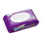 HUGGIES Pull-Ups Big Kid Flushable Wipes, 51 sheets