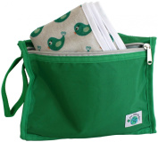 Free Like Birdie Quick Change Nappy Pouch and Deluxe Nappy Pad