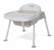 Foundations Secure Sitter Tip and Slip Proof Feeding Chair with 23cm Seat Height