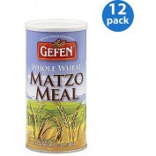 Gefen Whole Wheat Matzo Meal, 350ml,
