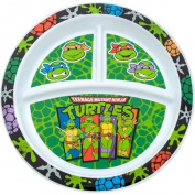 Gerber Graduates Teenage Mutant Ninja Turtles Dinnerware Plate, BPA-Free